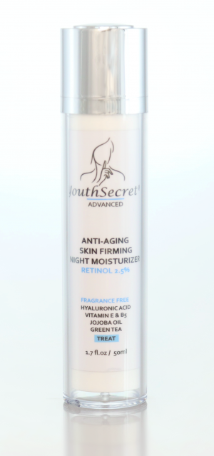 Anti-Aging Skin Firming Night Moisturizer