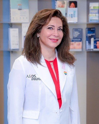 Dermatologist Dr. Orlinsky, MD (@ladydermdocs)